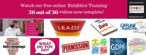 Exhibitor Training Videos